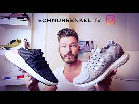 quality design 7d369 2038a Adidas Equipment Support Boost - King Push Ultra PK Unboxing Review On Feet  Video