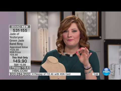 HSN | Jade of Yesteryear Jewelry 02.02.2017 - 02 PM