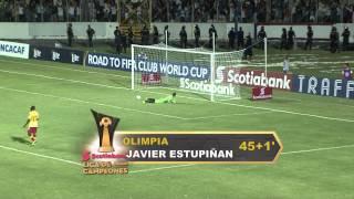 Olimpia vs Herediano Resumen