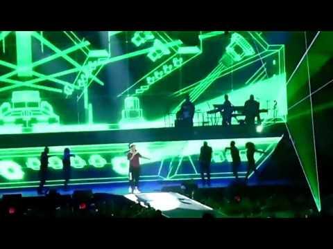 Justin Bieber As Long As You Love MeLIVE Purpose World Tour @Belgium, Oct 05