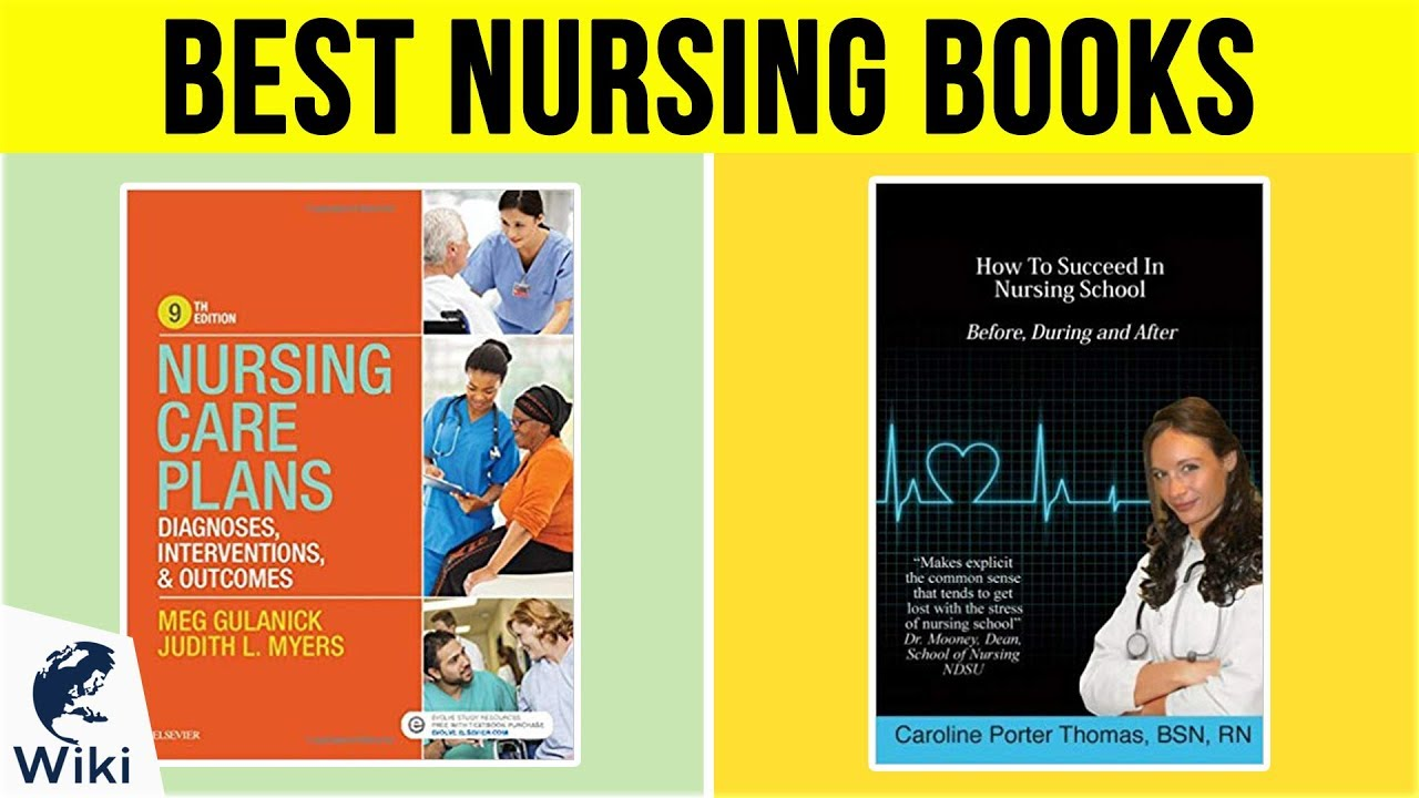 10 Best Nursing Books 2019