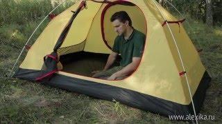 Обзор и сборка палатки Alexika Rondo 2/3/4(Трекинговая палатка Alexika Rondo 2 - удобная классическая модель стандартной формы, которую вы сможете установит..., 2014-01-22T15:12:22.000Z)