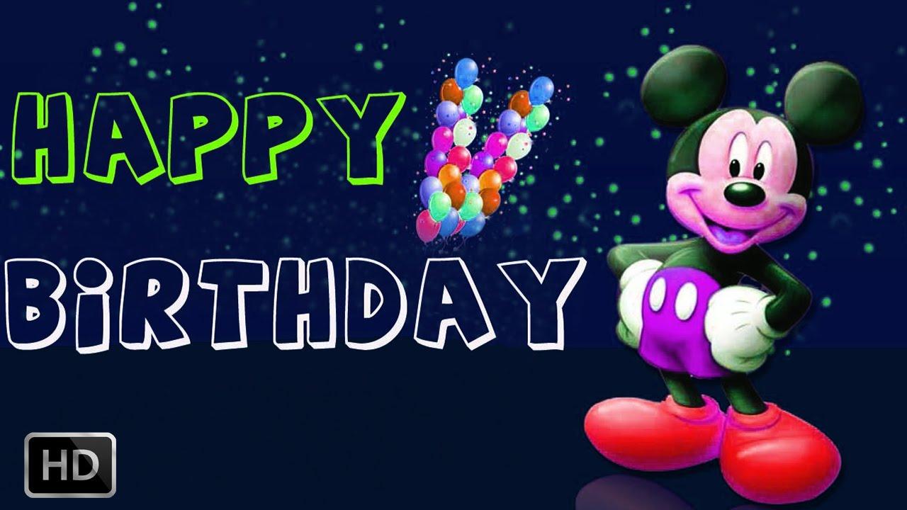 Happy Birthday Party Songs Loop C Loop Children S Favorite