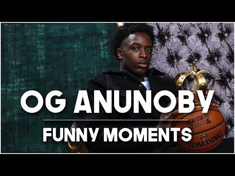 OG ANUNOBY • Funny Moments