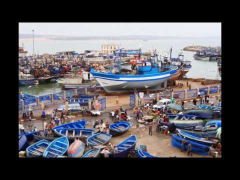 Morocco  Top 10 Tourist Attractions   Video Travel Guide
