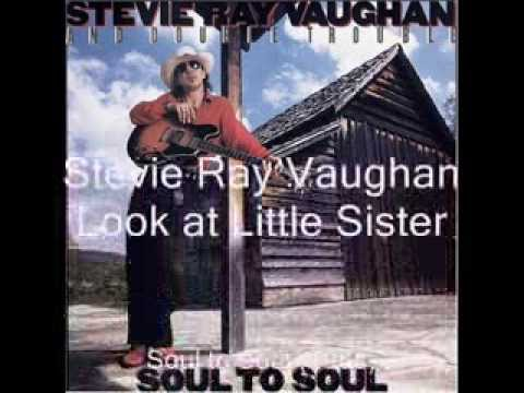 Look at Little Sister - Stevie Ray Vaughan - Soul to Soul - 1985 (HD) mp3