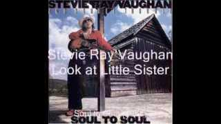 Look at Little Sister - Stevie Ray Vaughan - Soul to Soul - 1985 (HD)