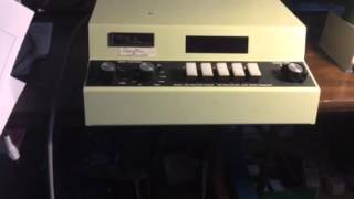 Simple $2  Nuclear  MCA spectrometer  addition  to a  Nucleus 500 scaler part 1