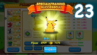Monster Saga (Master of Monsters) - PIKACHU SPECIAL TRAINING +2 & NO 10 ROUTE CLEARING!