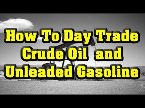Day Trading UL Gasoline