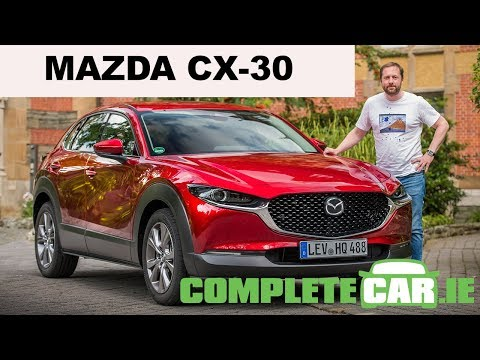 Mazda CX-30 | First look | A new premium compact SUV