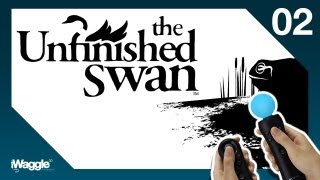 the unfinished swan ps move walkthrough part 2 4 chapter 2 the unfinished empire