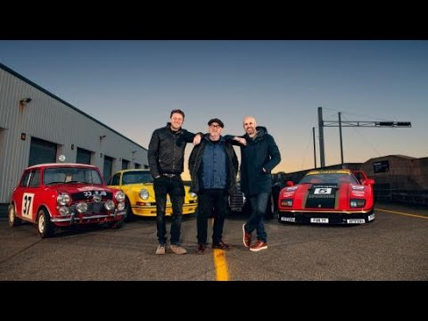 Three Men Four Wheels, coming Thursday 24th June to Quest