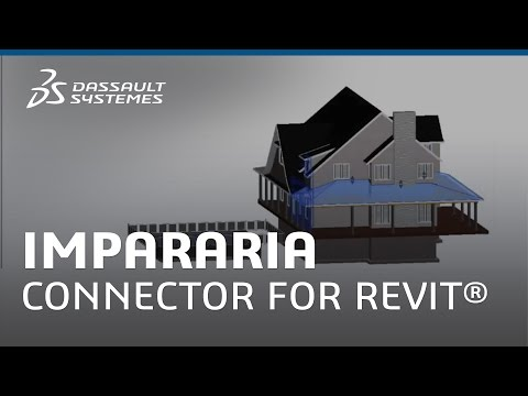 Connector for Revit® Powered by 3DEXPERIENCE with Impararia - Dassault Systèmes