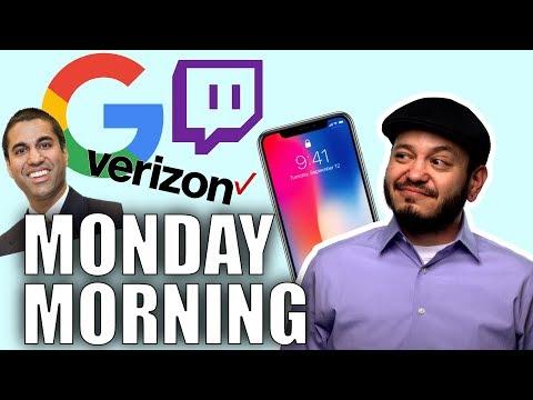 iPhone Xs on its way, Apple Trust Scores, China Blocks Twitch, FCC Lawsuits - #SGGQA