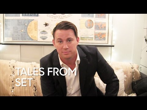 Tales from Set: Channing Tatum on