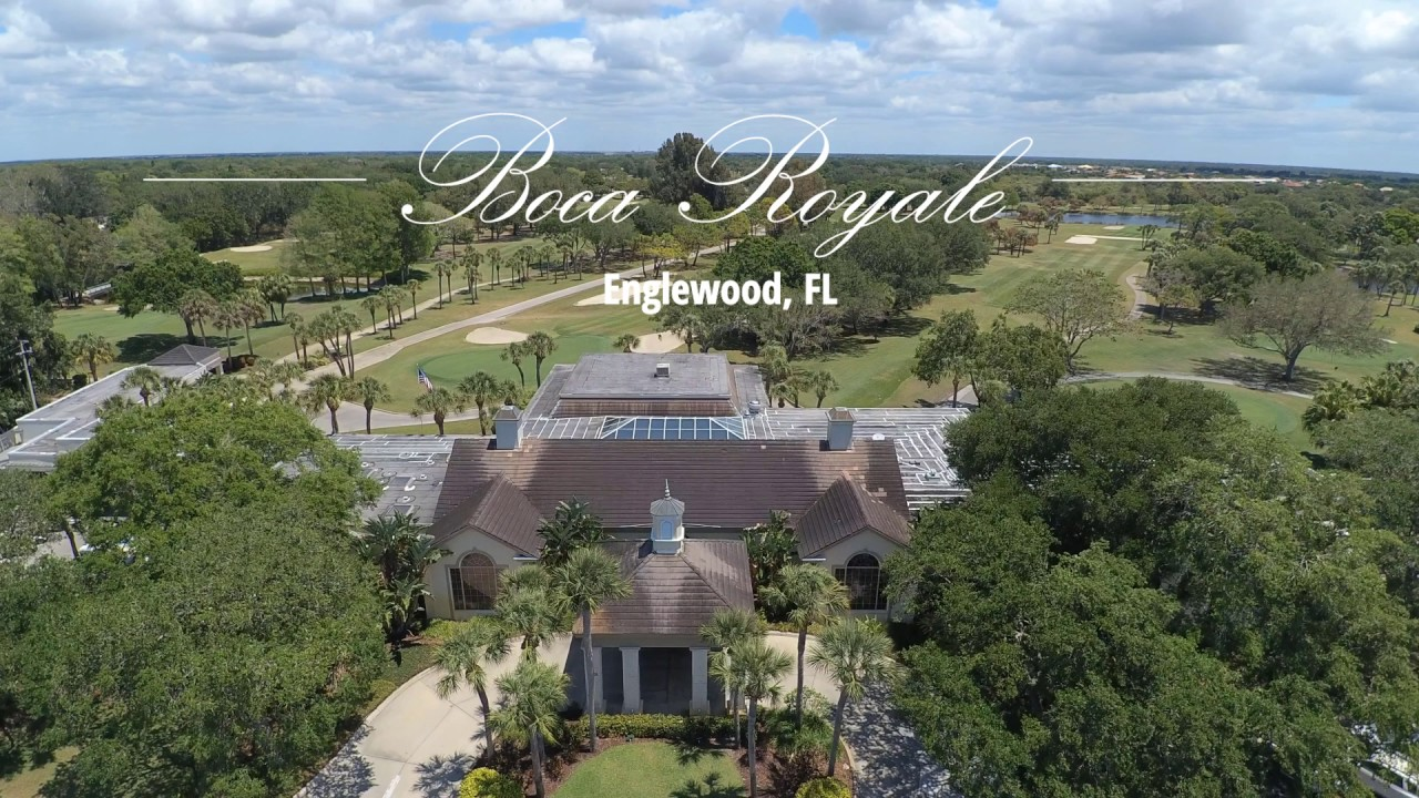 Boca Royale | Homes for Sale | Englewood FL - YouTube