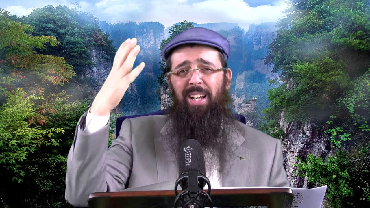הרב יעקב בן חנן   אשרי אדם מפחד תמיד