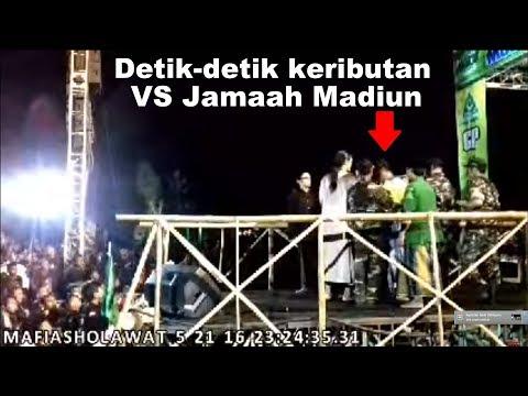 Heboh Video Detik-detik Keributan di panggung Mafiasholawat