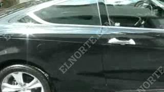 ACCORD Coupé 12 negro 2p Aut 2km $345M