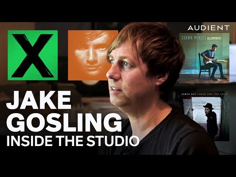 Sticky Studios with Jake Gosling (and ASP880)