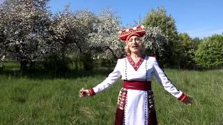 Волгина Светлана-Эряк мастором  Песня на Эрзянском языке