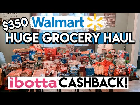 Repeat Walmart Ibotta Haul for August 17 | Almost $70 worth