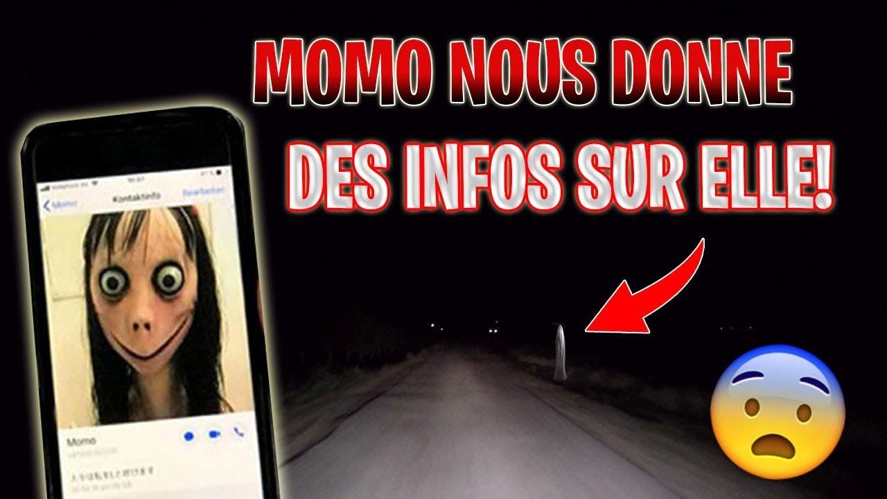 MOMO ME PARLE !! (Thread Flippant ) #Momochallenge