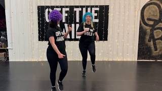 "DANCE CARDIO - ""CRAZY"" (ROUTINE 6) - OFF THE RAILS ONLINE"