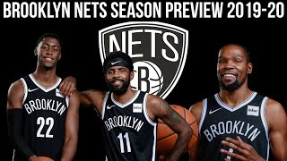 Brooklyn Nets Season Preview (2019-20)
