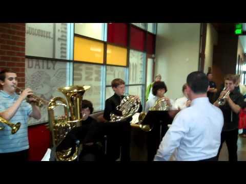 Covington Middle School: City Hall Dedication