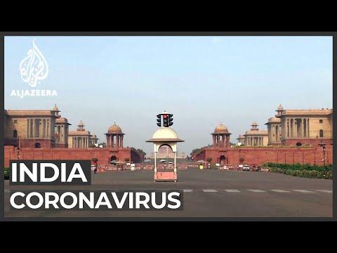 COVID-19: India under