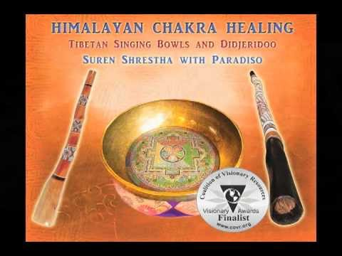 Crown Chakra from the album Himalayan Chakra Healing by Paradiso with Suren Shrestha
