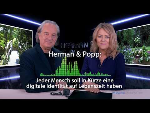 """Herman & Popp: Jeder Mensch soll in Kürze eine """"Digitale Identität"""" auf Lebenszeit haben"""