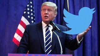 Donald Trump: The Art of the Tweet