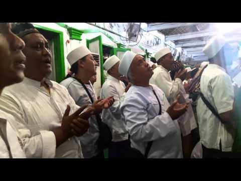 Mahalul Qiyam Gubah Al Haddad Pengajian AL Aydrus Setiap Minggu Pagi(2minggu skali) 3april2016