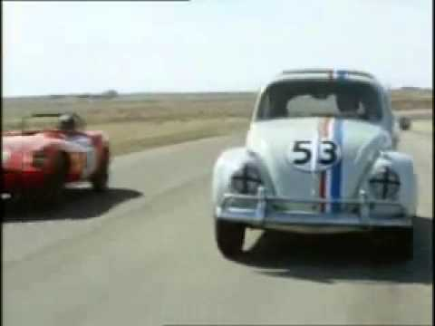 The Love Bug - Herbie - Trailer