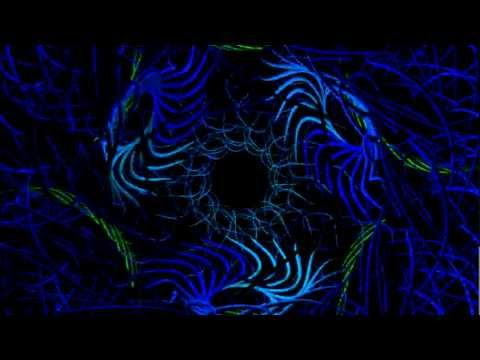 Cobalt - Music by H.U.V.A. Network, Visual Music by VJ Chaotic