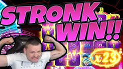 BIG WIN!!! Carnival Queen BIG WIN - Online Slots from CasinoDaddy (Gambling)