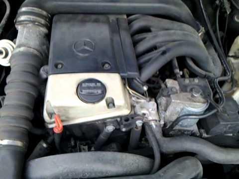 Mercedes C250 Td 150 Cv An 1999 199424 Kms Youtube
