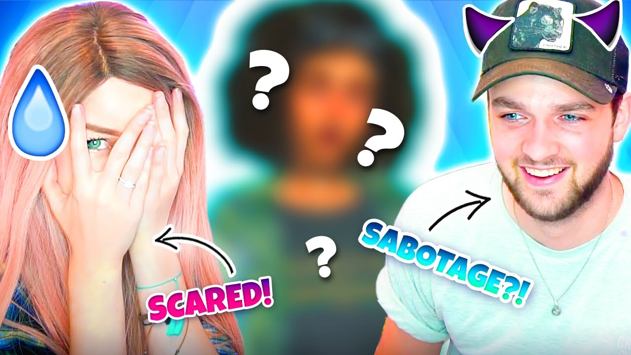I let my FIANCE loose on my Sims... 😰😰