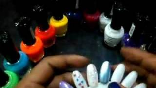 kleancolor nailpolish collection and review Thumbnail