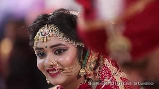Aekta & Rushi Wedding highlights II Saheli Digital Studio II