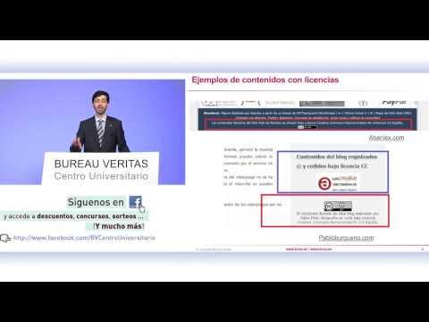 Reutilización legal de contenidos digitales (eLearning)