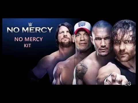 """No Mercy 2016 Official Theme Song """"No Mercy by KIT"""""""