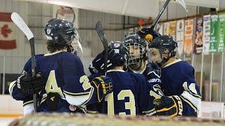 Pitt-Greensburg Ice Hockey: We Are The Warriors (1080 HD)
