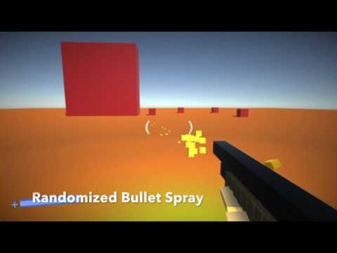 Unity 5 FPS Prototype Demo