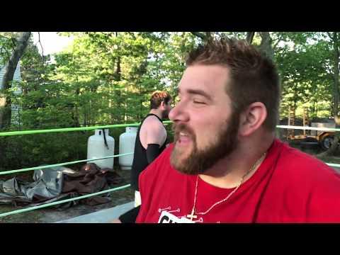 Backyard Wrestling Gone Wrong