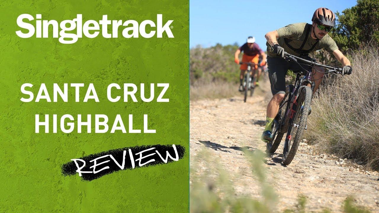 2018 Santa Cruz Highball 3 CC X01 Reserve - Review - YouTube
