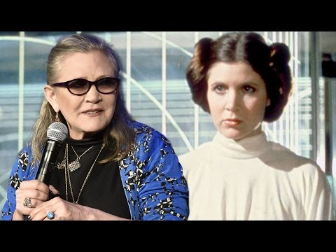 Carrie Fisher Dies at 60 - Celebs React